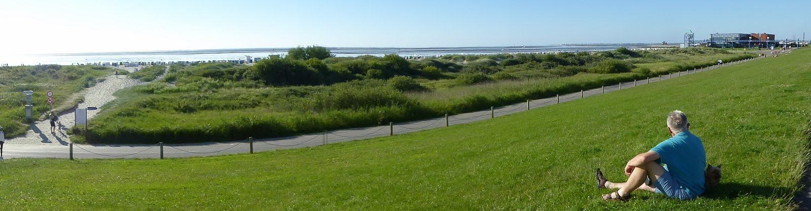 Ferien in Norden (Norddeich), Ostfrieslands ältester Stadt